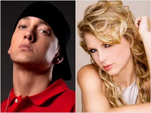 """Covers: Taylor Swift Sings Eminem's """"Lose Yourself ..."""