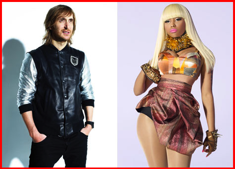 david guetta ft nikki minaj turn me on