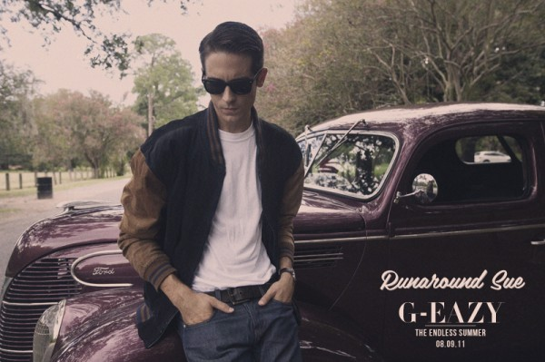 g-eazy runartound sue
