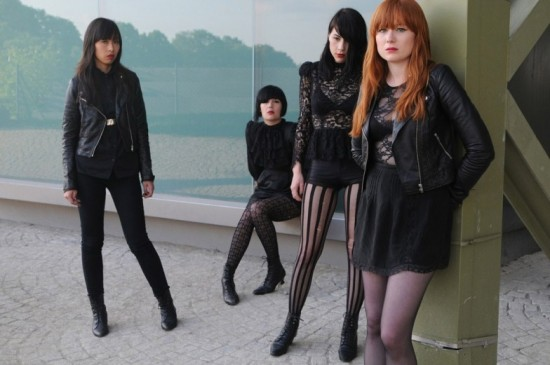 dum dum girls only in dreams