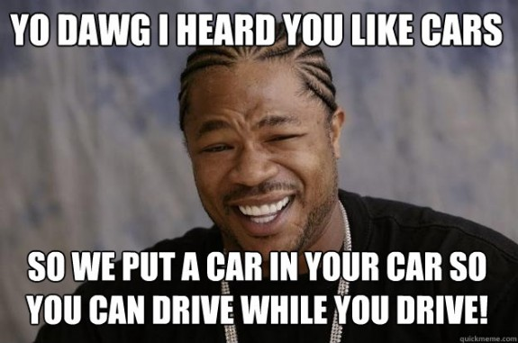 xzibit car in your car