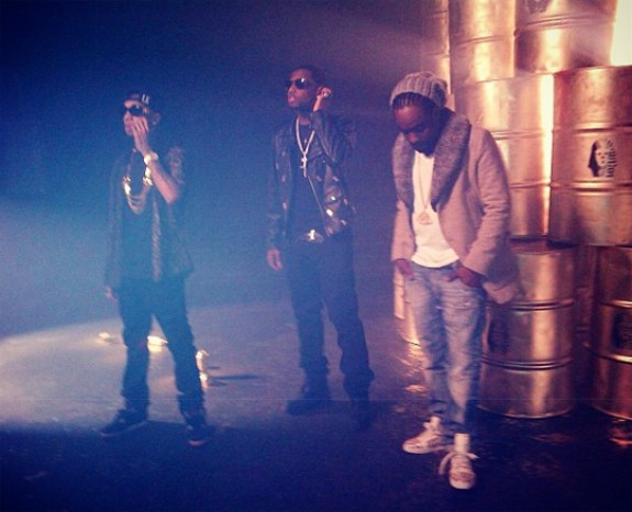 tyga-wale-fabolous-rack-city-video-shoot4