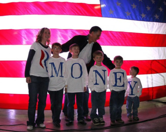 mitt romney r money