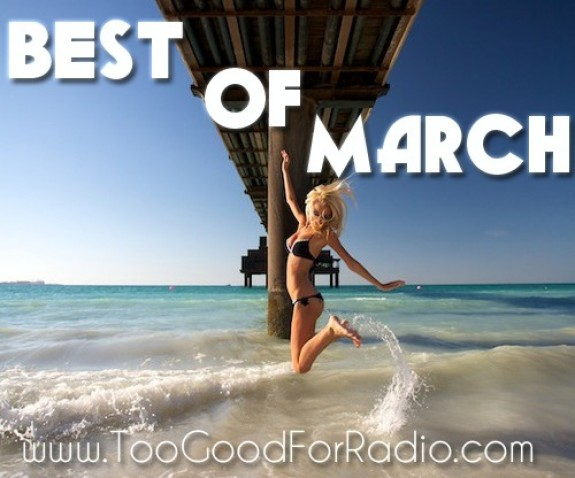 best songs of march 2012