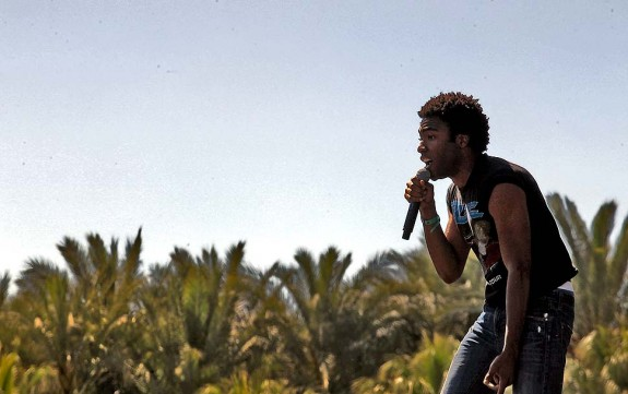 Coachella childish gambino