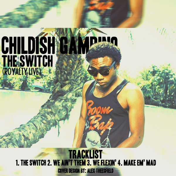 childish gambino royalty zip mp3