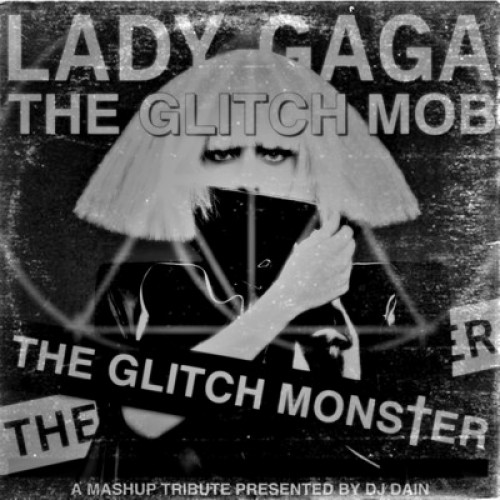 lady gaga glitch monster
