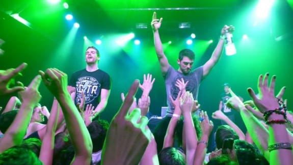 adventure club alexisonfire