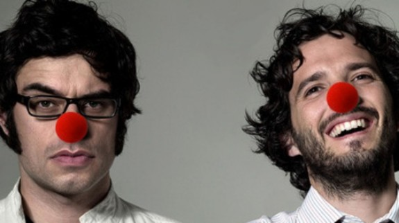 charity song flight of the conchords