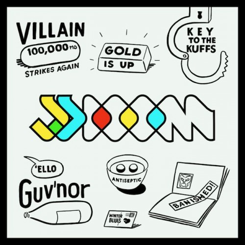 jj doom album stream