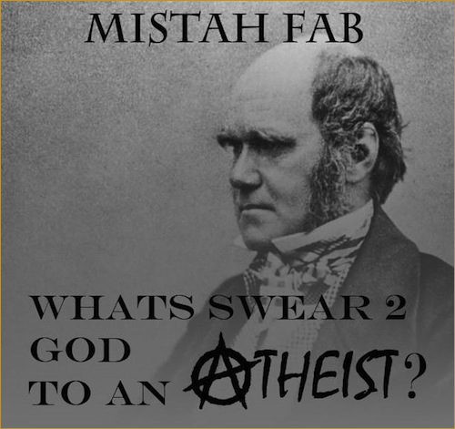 whats swear to god to an atheist