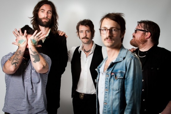 band of horses live set