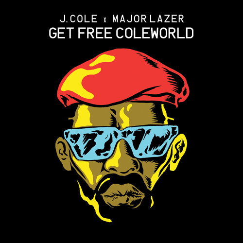 j cole major lazer