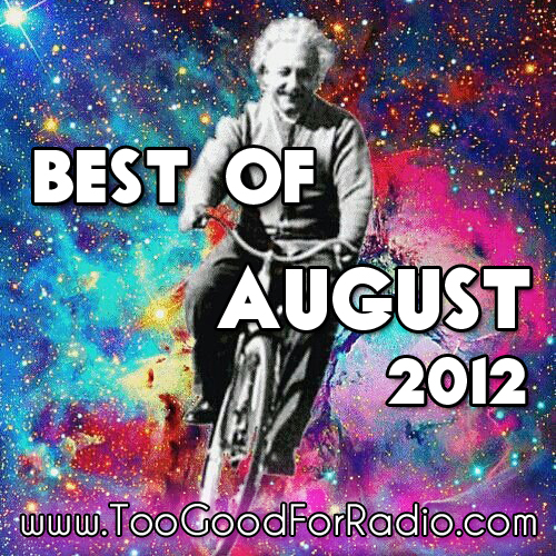 50 best songs of august 2012