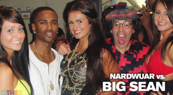 nardwuar vs big sean