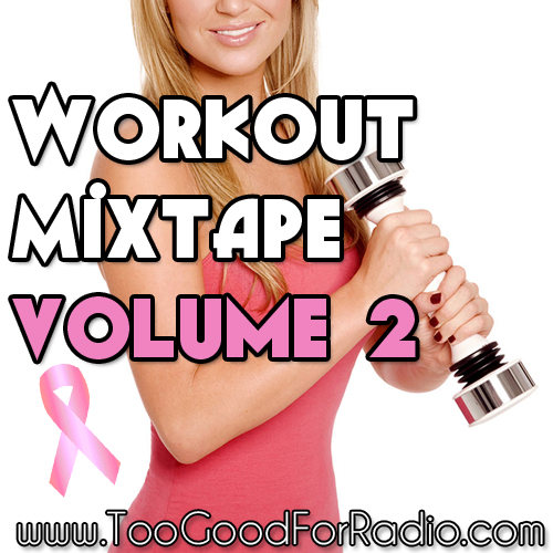 electro workout mixtape