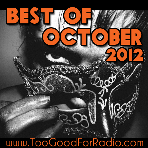 best songs of october 2012