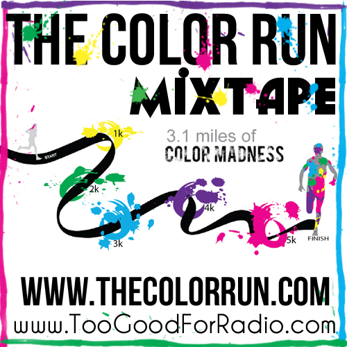 2G4R Presents: The Color Run Mixtape