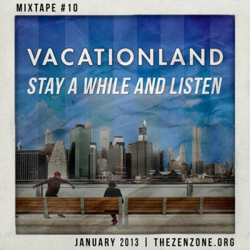 stream vacationland