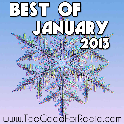 best songs of january 2013