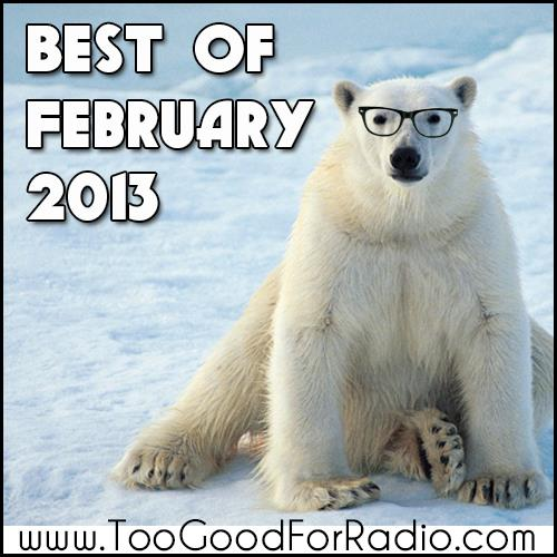 best songs of february 2013