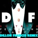 suit and tie dillon francis