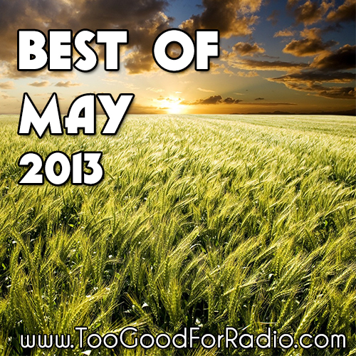 best songs of may 2013