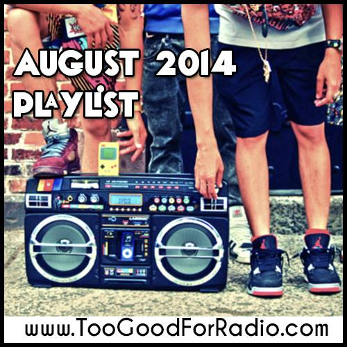 best music of august 2014