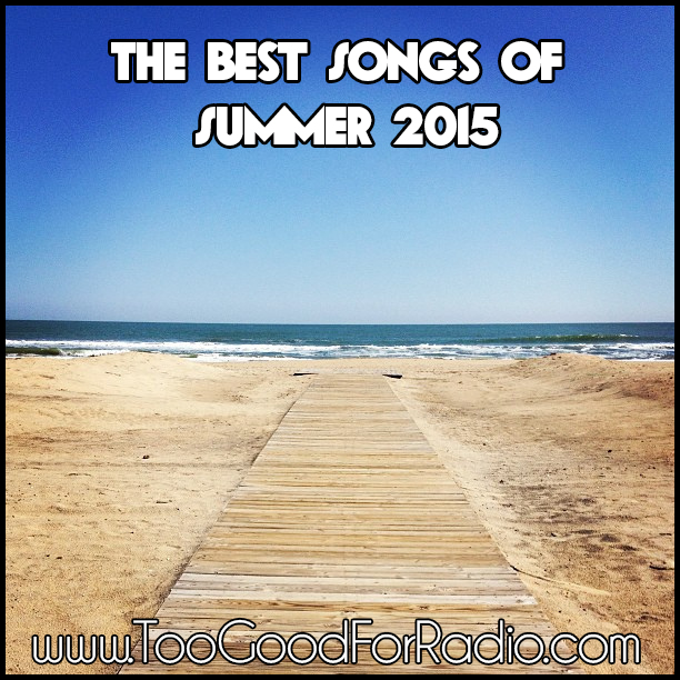 best songs of summer 2015