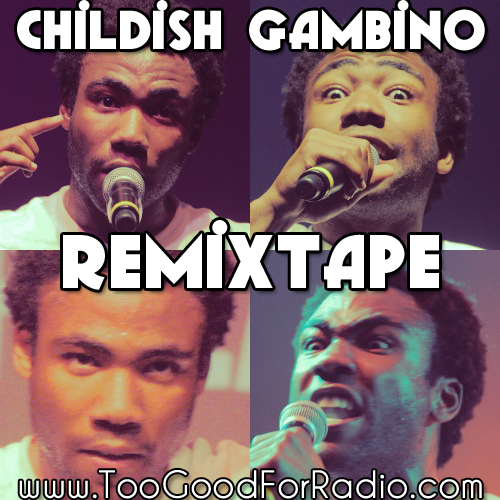 remixtape donald glover