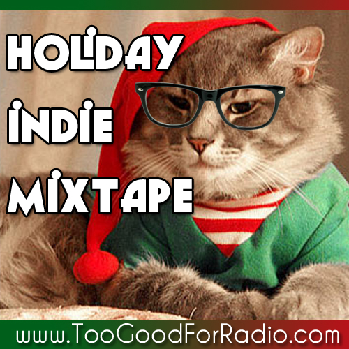 indie rock holiday songs